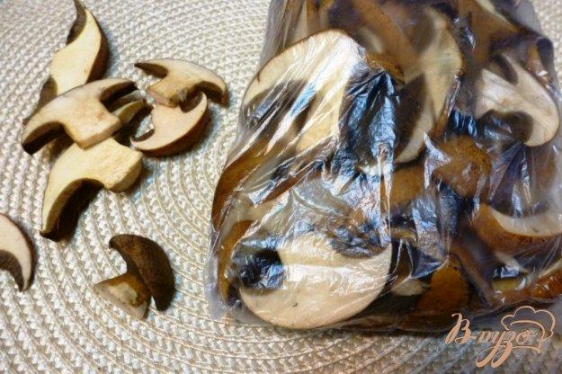 фото рецепта: Замороженные моховики на зиму