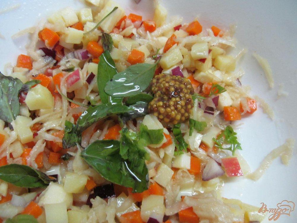 салат семург рецепт с фото