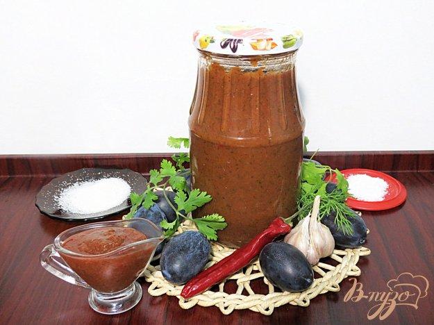 фото рецепта: Кетчуп сливовый