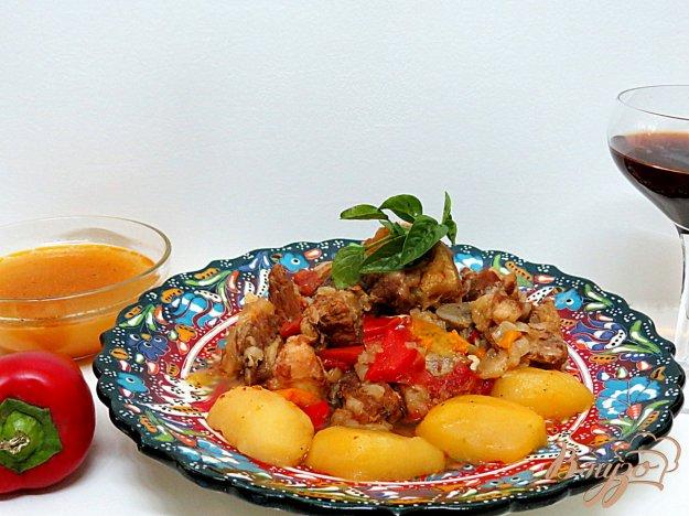фото рецепта: Хашлама по-армянски