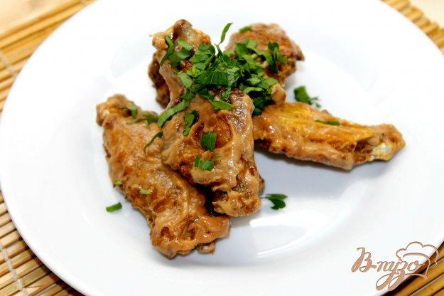 фото рецепта: Острые крылья фри