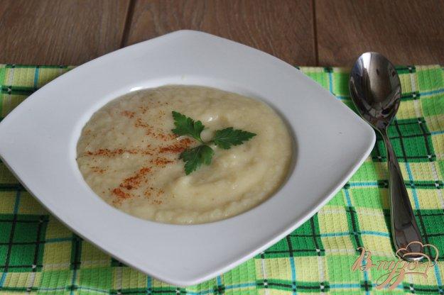 фото рецепта: Крем-суп из топинамбура