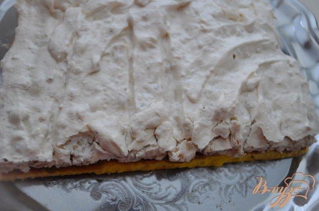 Торт киевский с безе рецепт с пошагово