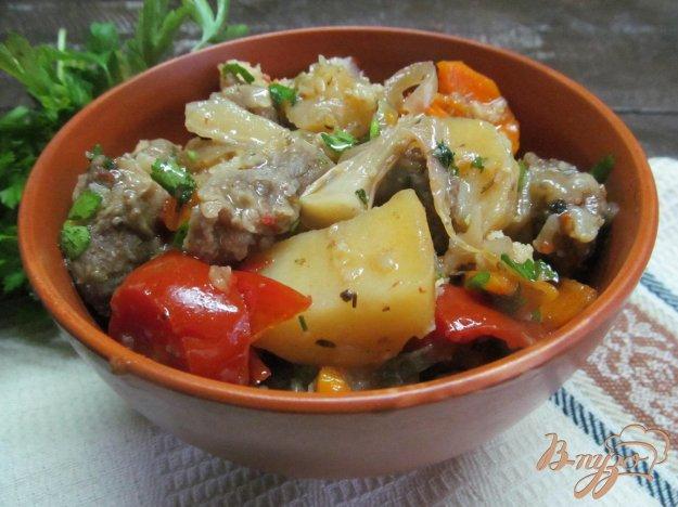 фото рецепта: Свинина с овощами