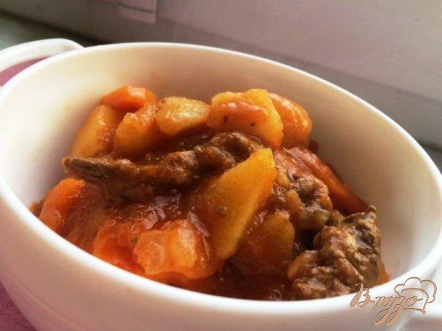 Картошка по французски с говядиной в мультиварке рецепты