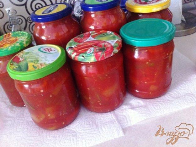 фото рецепта: Лечо с болгарским перцем