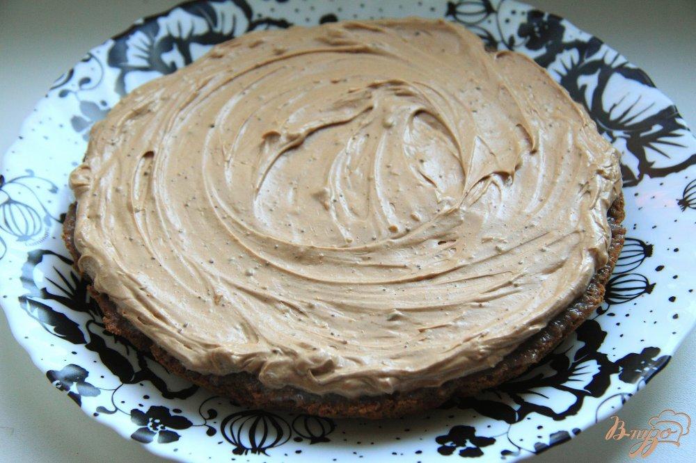 Торт прага рецепт с со сметаной в домашних условиях пошагово с