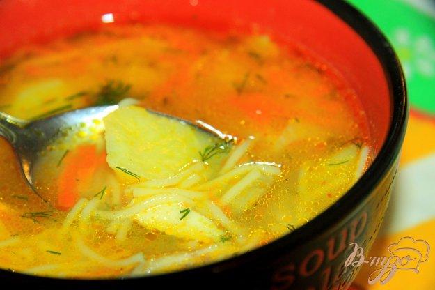 вкусный рецепт супа из красной рыбы