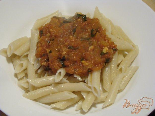 фото рецепта: Пенне с томатным соусом