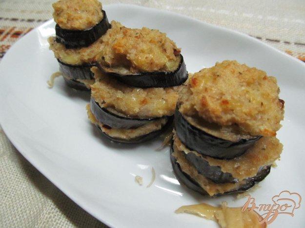 фото рецепта: Закуска из баклажана