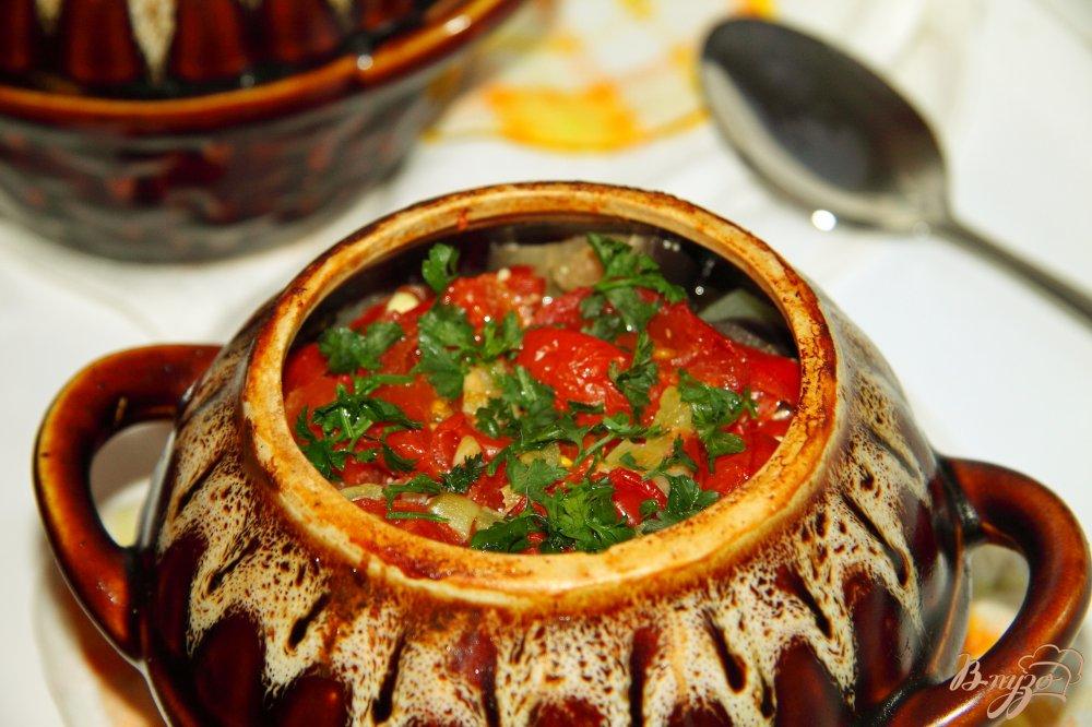 Рецепты в горшочках фото чанах