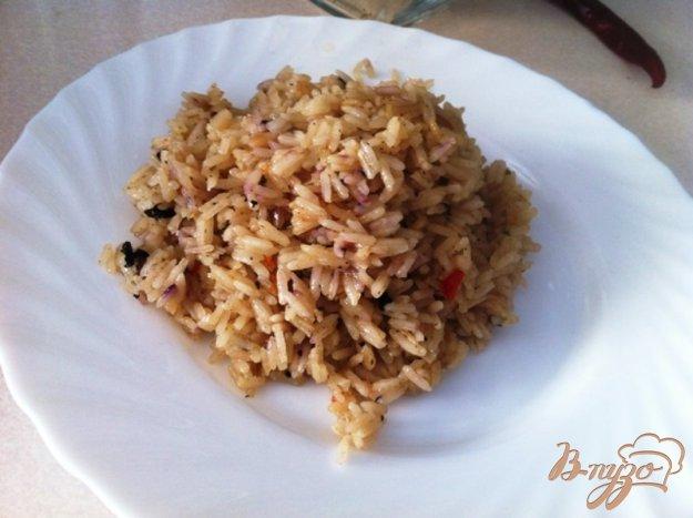 фото рецепта: Пряный рис на гарнир