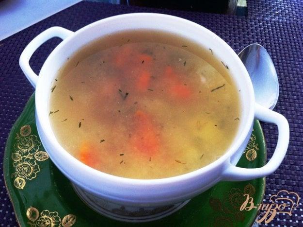 фото рецепта: Рыбный суп