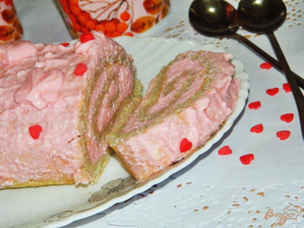 Крем для рулета бисквитного рецепт с пошагово в