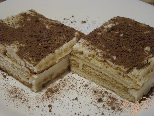 фото рецепта: Торт из печенья
