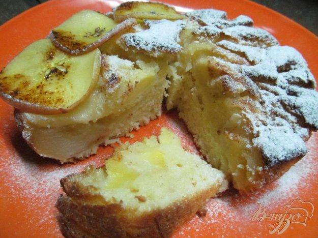 фото рецепта: Домашний яблочный пирог