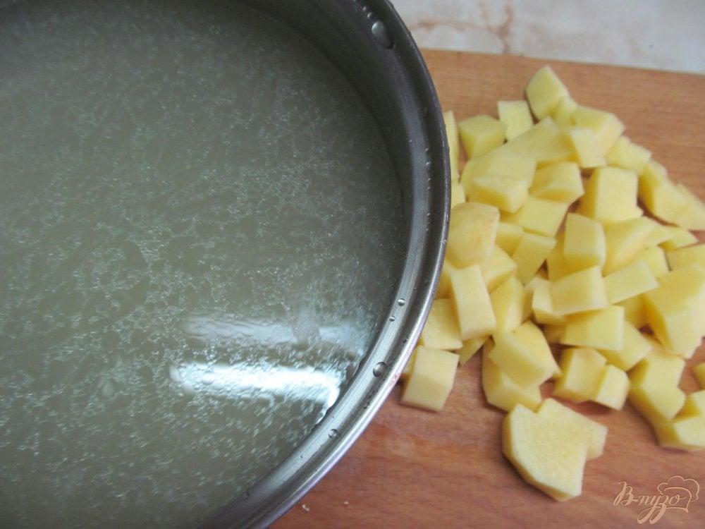 Рецепт суп из щавеля с пшеном