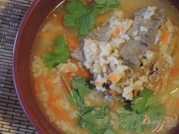 фото рецепта: Суп с болгарским перцем