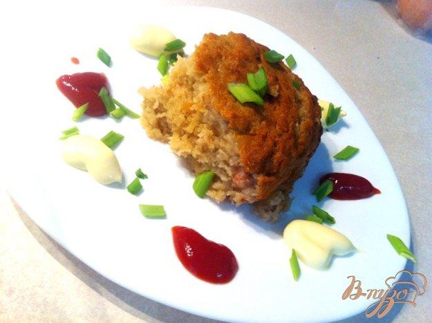 фото рецепта: Картофельная бабака