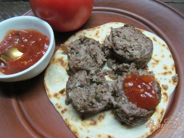 фото рецепта: Ленивые люля-кебаб