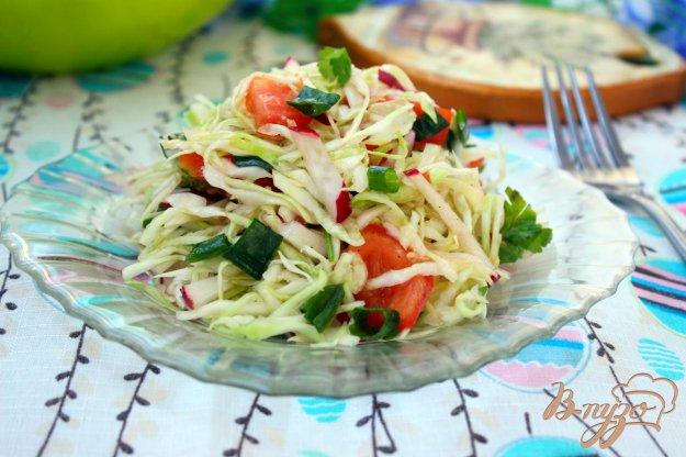 фото рецепта: Салат из летних овощей