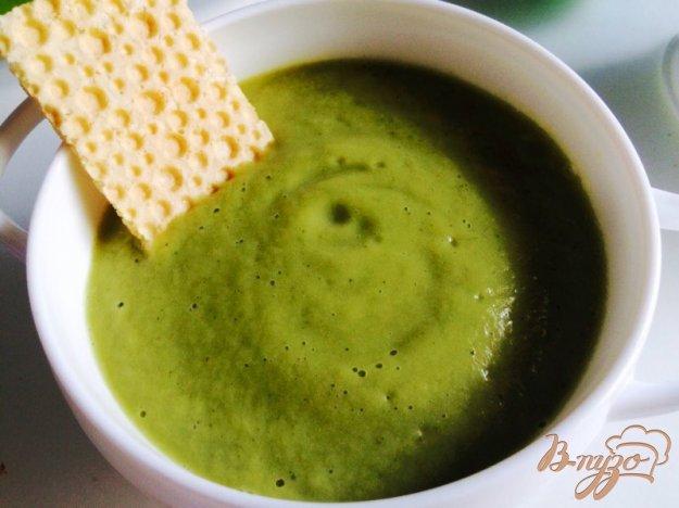фото рецепта: Овощной крем-суп с кроликом