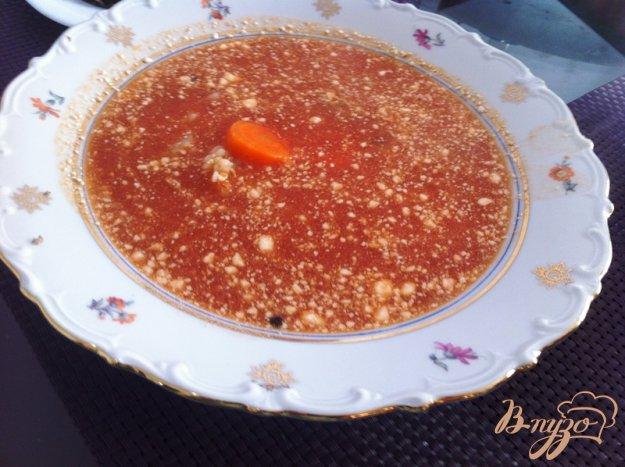 фото рецепта: Томатный суп по-польски