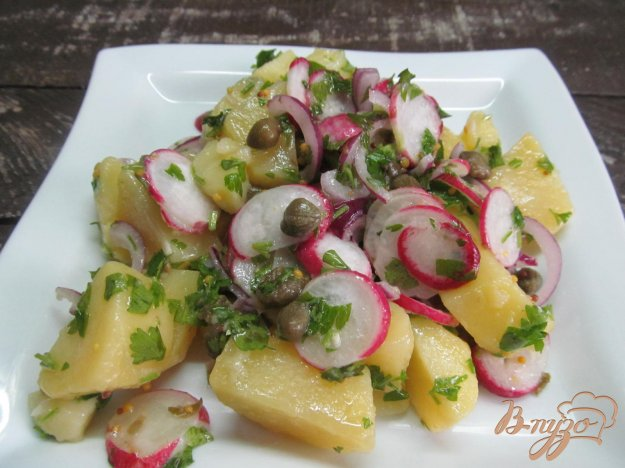 фото рецепта: Гамбургский салат