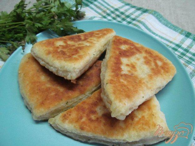 фото рецепта: Ирландские картофельные сконы