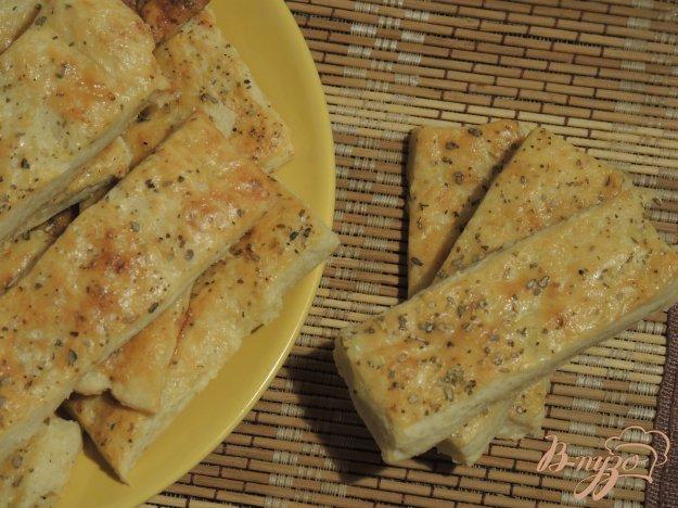 фото рецепта: Картофельные палочки