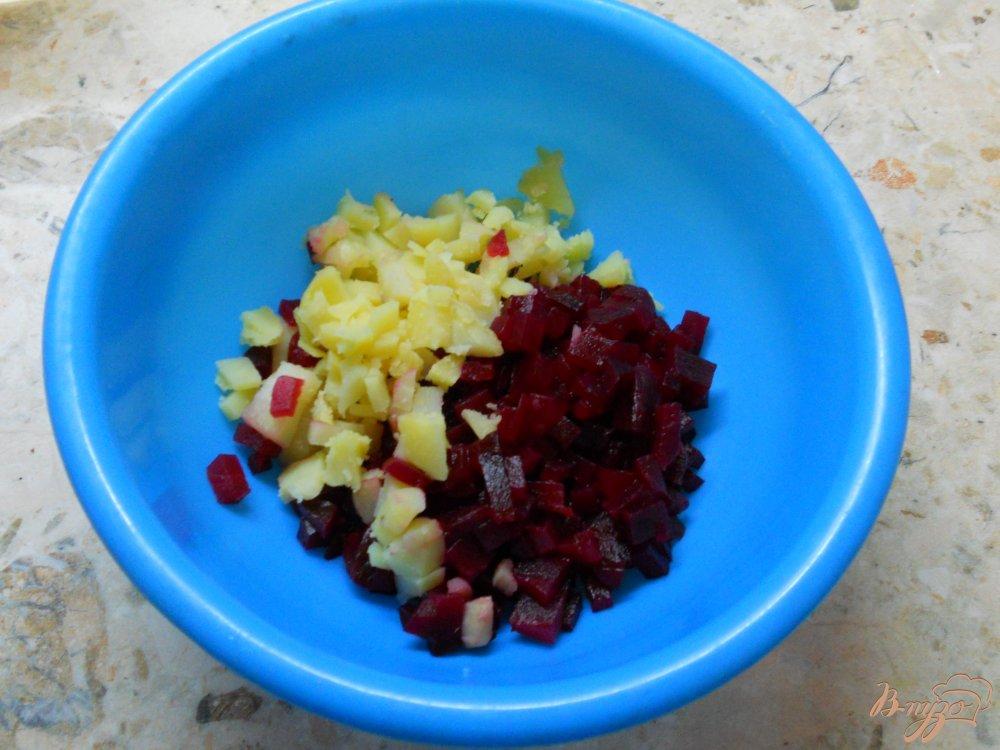 Обычный винегрет рецепт с пошагово