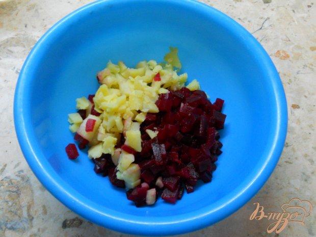 Винегрет без капусты рецепт с пошагово