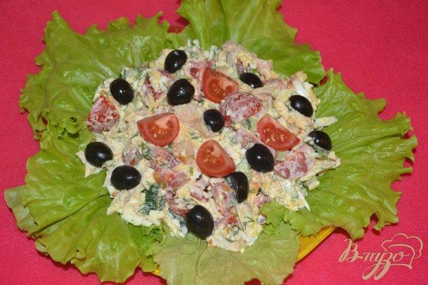 Кулинария на ютубе салаты