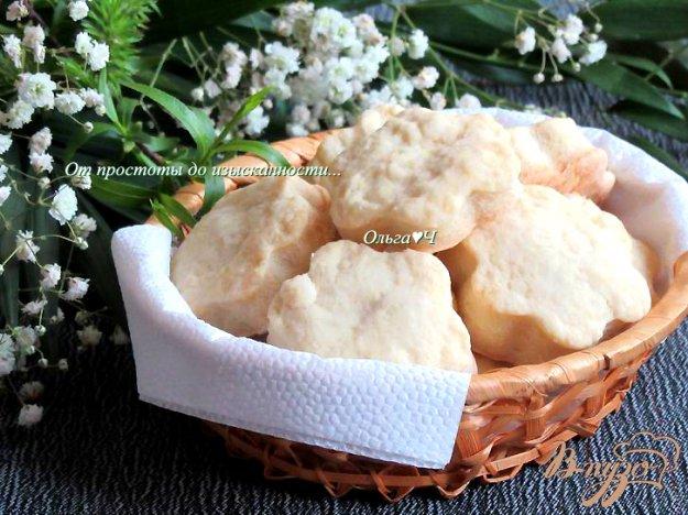 фото рецепта: Постное печенье на крахмале