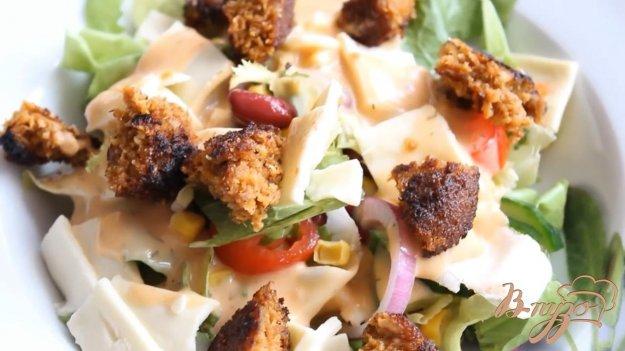 фото рецепта: Легкий салат
