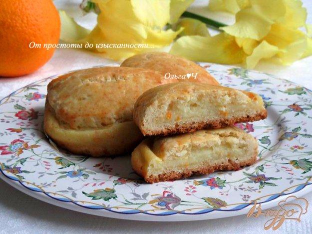 фото рецепта: Апельсиновые сочники
