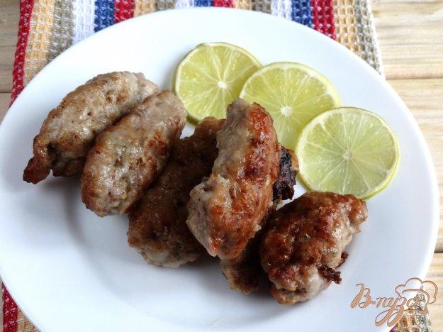 фото рецепта: Котлеты из свинины и картофеля