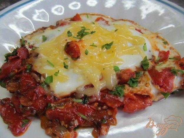фото рецепта: Яйца в стиле