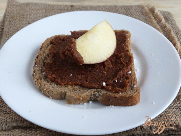 фото рецепта: Домашняя арахисовая паста