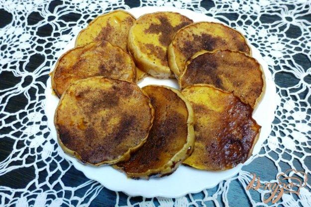 фото рецепта: Запеченная тыква с медом