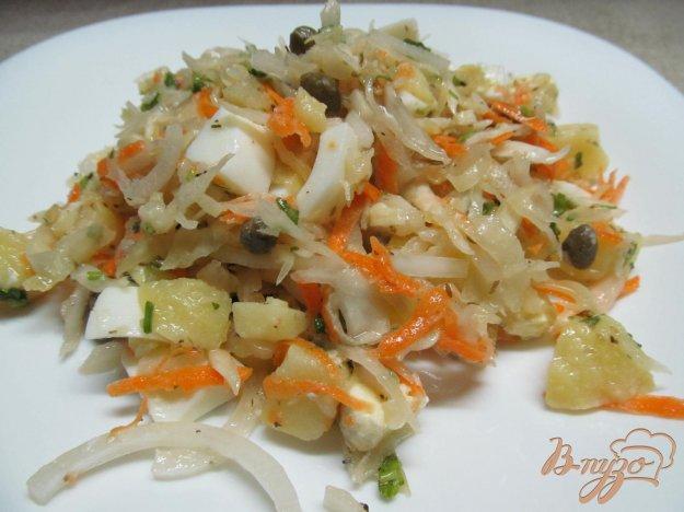 фото рецепта: Деревенский салат