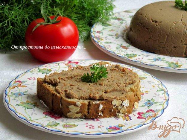 Печеночный торт из вареной куриной печени рецепт пошагово