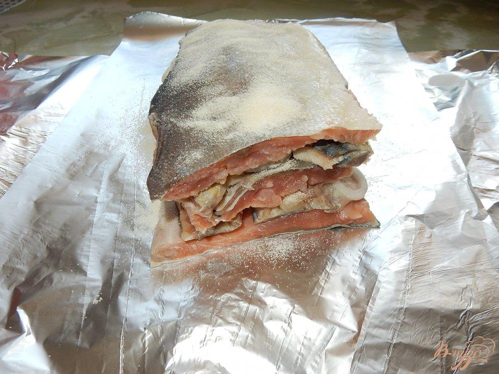 Скумбрия с желатином рецепт с фото