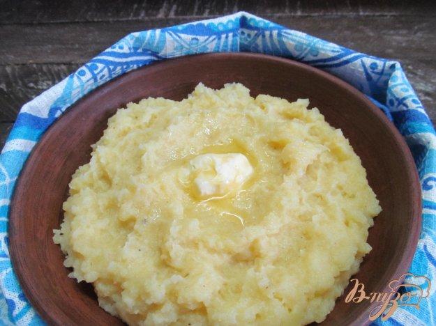 фото рецепта: Картофельное пюре с цветной капустой