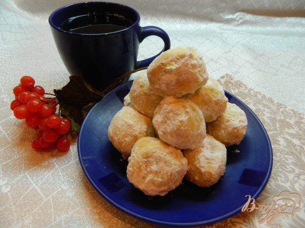 фото рецепта: Печенье  Белоснежка