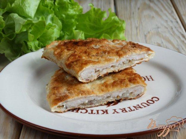 Тортилья с курицей рецепт пошагово