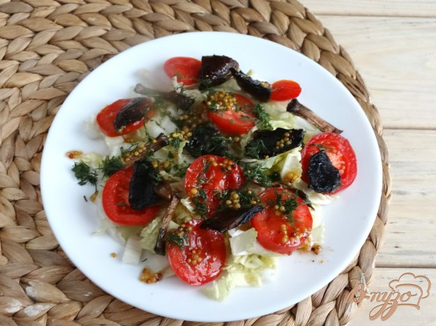 Рецепты салатов с фото из доступных продуктов