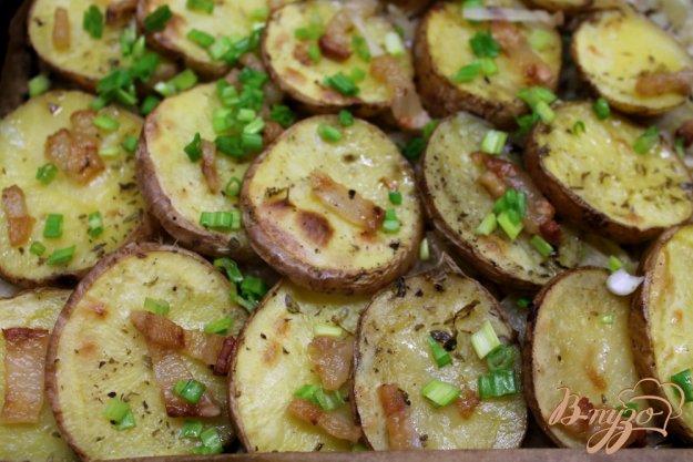 Запеченная картошка с капустой в духовке пошаговый рецепт