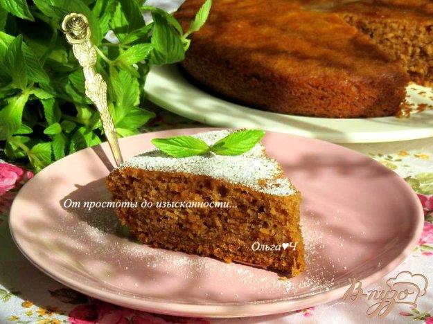 фото рецепта: Пирог с вареньем (в мульти)