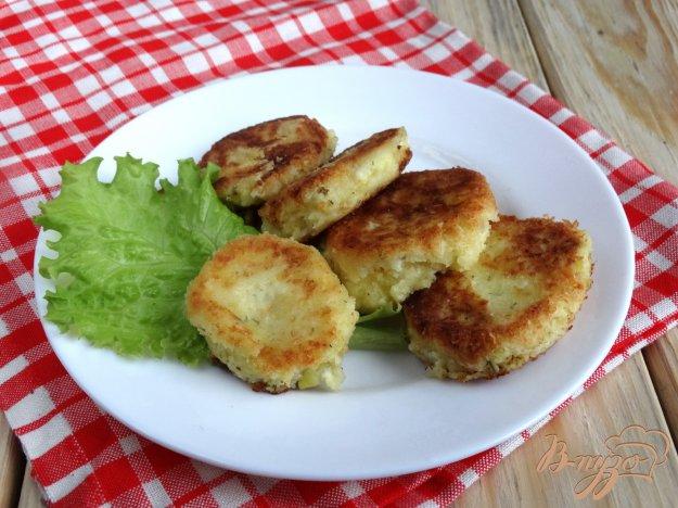 Картофельные зразы с творогом пошаговый рецепт с фото